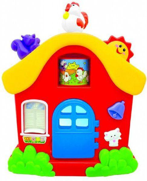 Домик для малышей